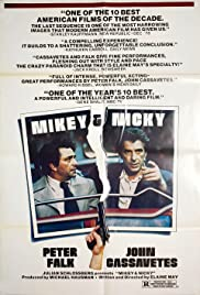 Mikey and Nicky(1976) Poster - Movie Forum, Cast, Reviews