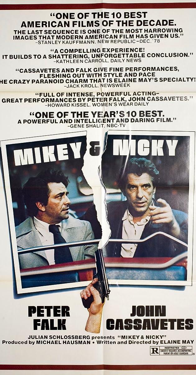 Mikey and Nicky (1976) - IMDb