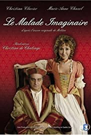Le malade imaginaire Poster