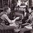 Walter Brennan, Jeanne Crain, and Lon McCallister in Home in Indiana (1944)