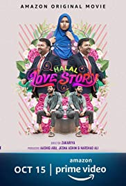 Halal Love Story Poster