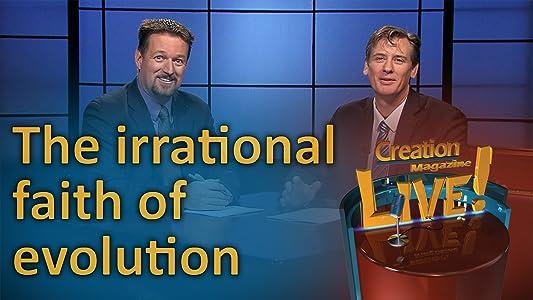Torrent descargar sitios de películas Creation Magazine LIVE!: The Irrational Faith of Evolution (2017)  [x265] [mp4]