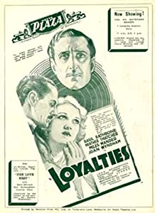Movies pc free download Loyalties UK [mts]