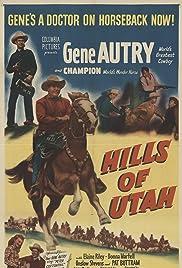The Hills of Utah Poster