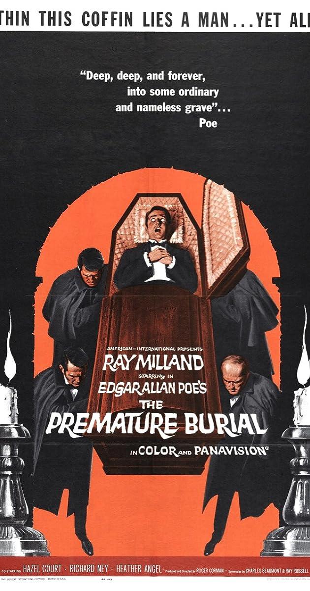 Premature Burial 1962 Imdb