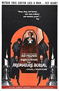 Good download sites for movies Premature Burial USA [4k]