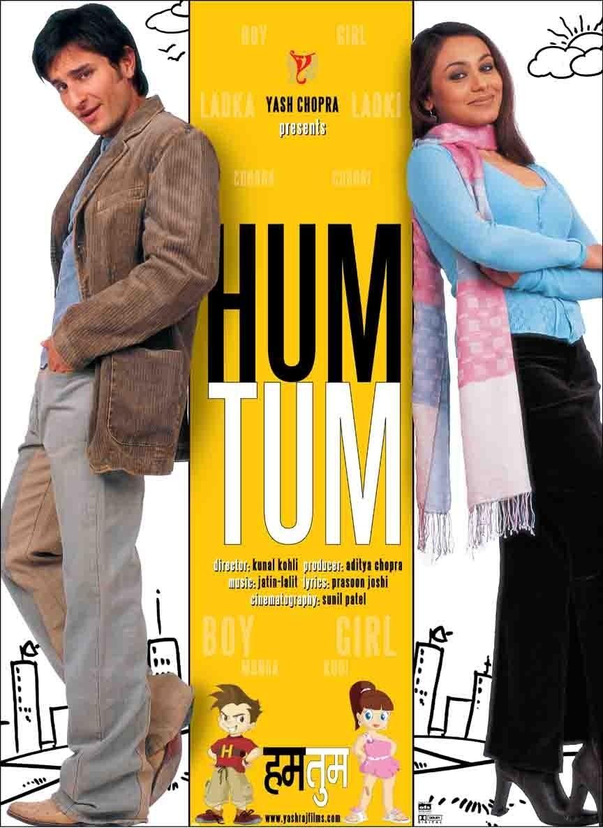 Hum Tum (2004) Hindi Movie 720p BluRay 1.2GB Download