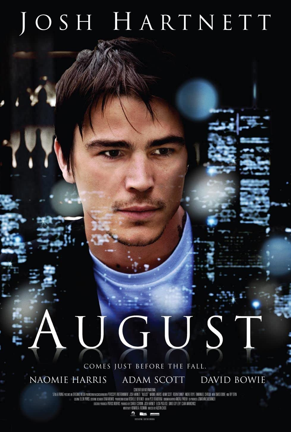 August (2008) Hindi Dubbed