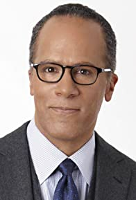 Primary photo for Lester Holt