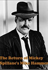The Return of Mickey Spillane's Mike Hammer Poster