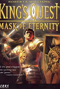 Primary photo for King's Quest VIII: Mask of Eternity