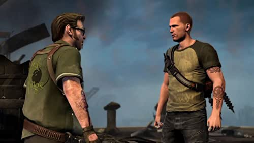 Infamous 2 (Quest For Power)