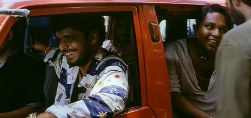 Manoj Bajpayee and Snehal Dabi in Satya (1998)