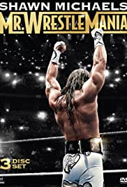 Shawn Michaels: Mr Wrestlemania Poster