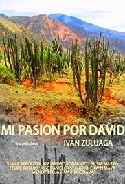 Mi pasión por David Poster