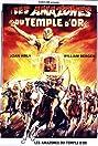 Les amazones du temple d'or (1986) Poster