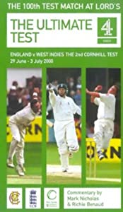 Watch free imax movies 100th Test Match at Lord's: The Ultimate Test by [iPad]