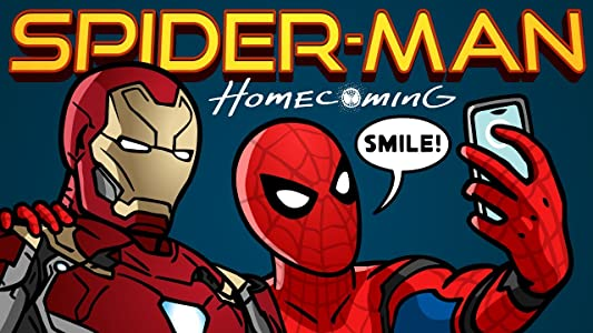 MP4 movie torrents free download Spider-Man: Homecoming by none [hd720p]