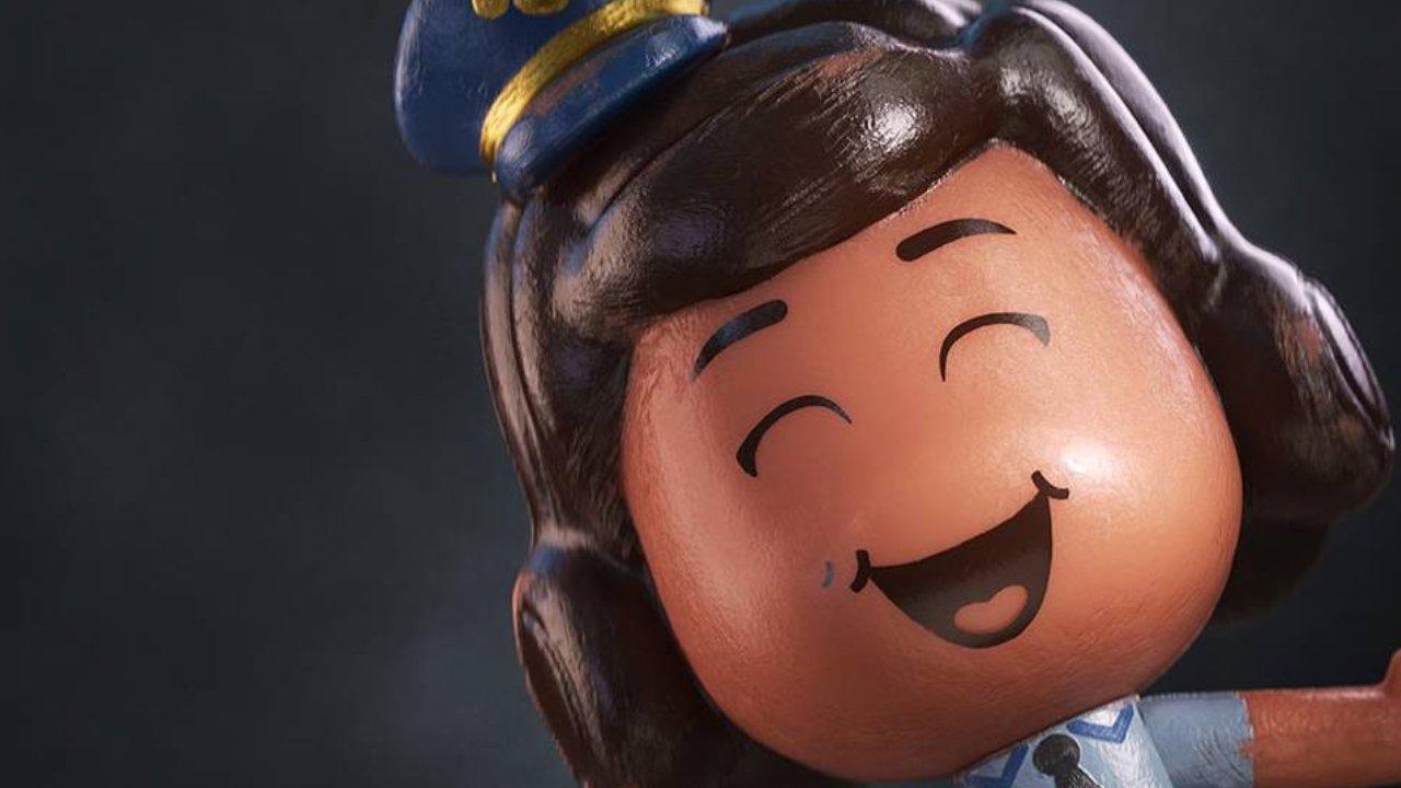 Ally Maki in Toy Story 4 (2019)