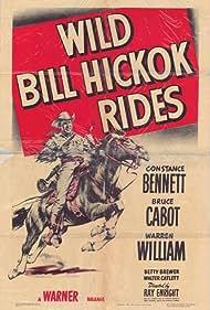 Bruce Cabot in Wild Bill Hickok Rides (1942)