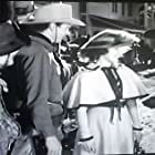 William Boyd, Gwen Gaze, Russell Hayden, and George 'Gabby' Hayes in Bar 20 Justice (1938)