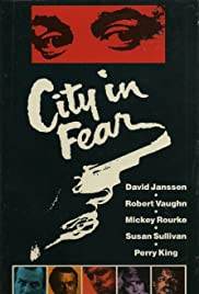City in Fear Poster