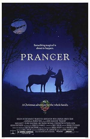 Prancer Poster Image