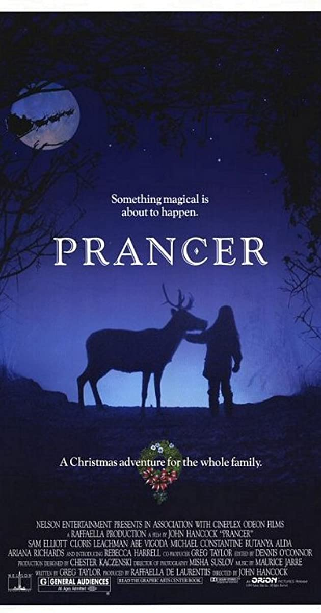 Subtitle of Prancer