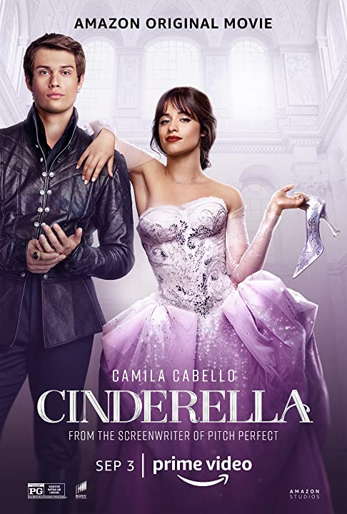 Cinderella 2021 English 720p AMZN HDRip 900MB Download