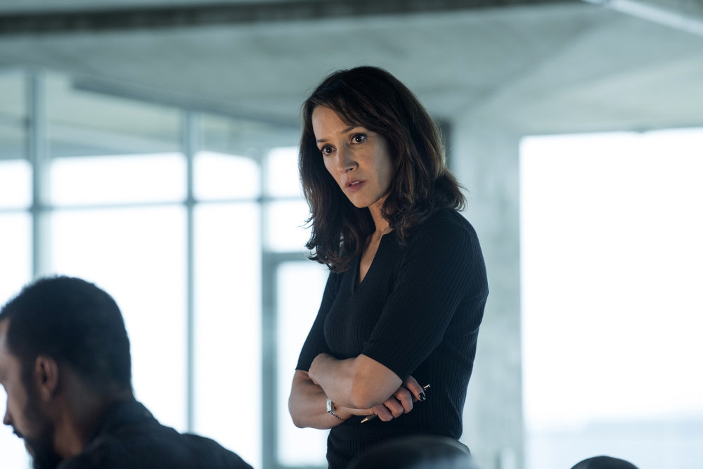 Jennifer Beals in Taken 2017
