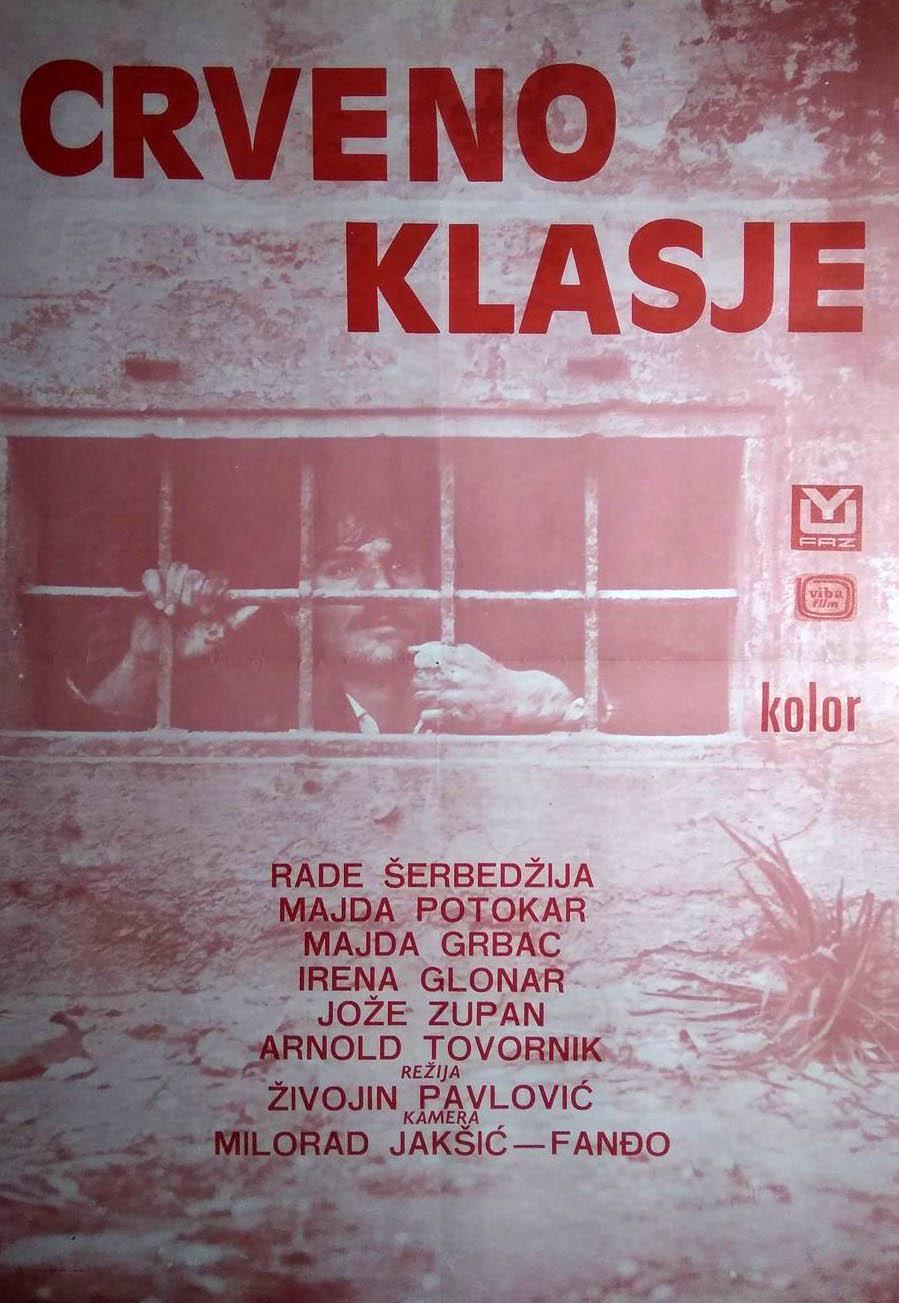 Rdece klasje (1970)