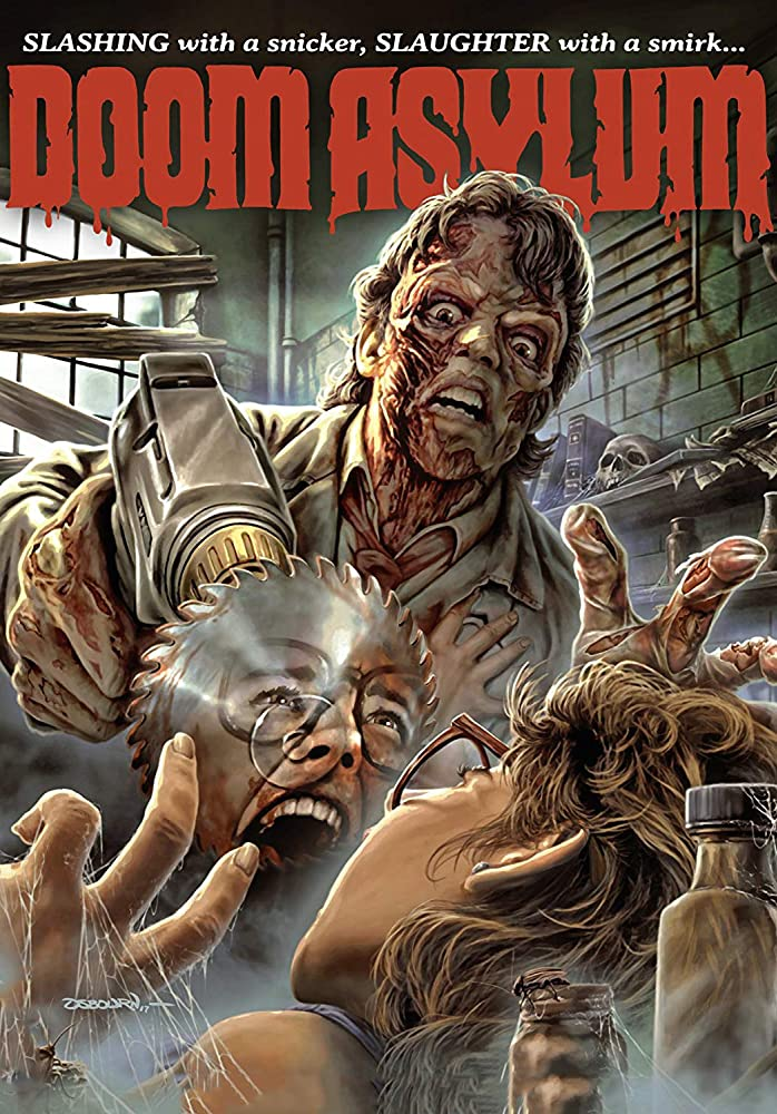 18+ Doom Asylum 1987 English 720p BluRay 600MB