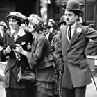 Charles Chaplin, Alice Howell, and Helen Carruthers in Mabel's Busy Day (1914)