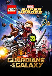 LEGO Marvel Super Heroes - Guardians of the Galaxy: The Thanos Threat Poster