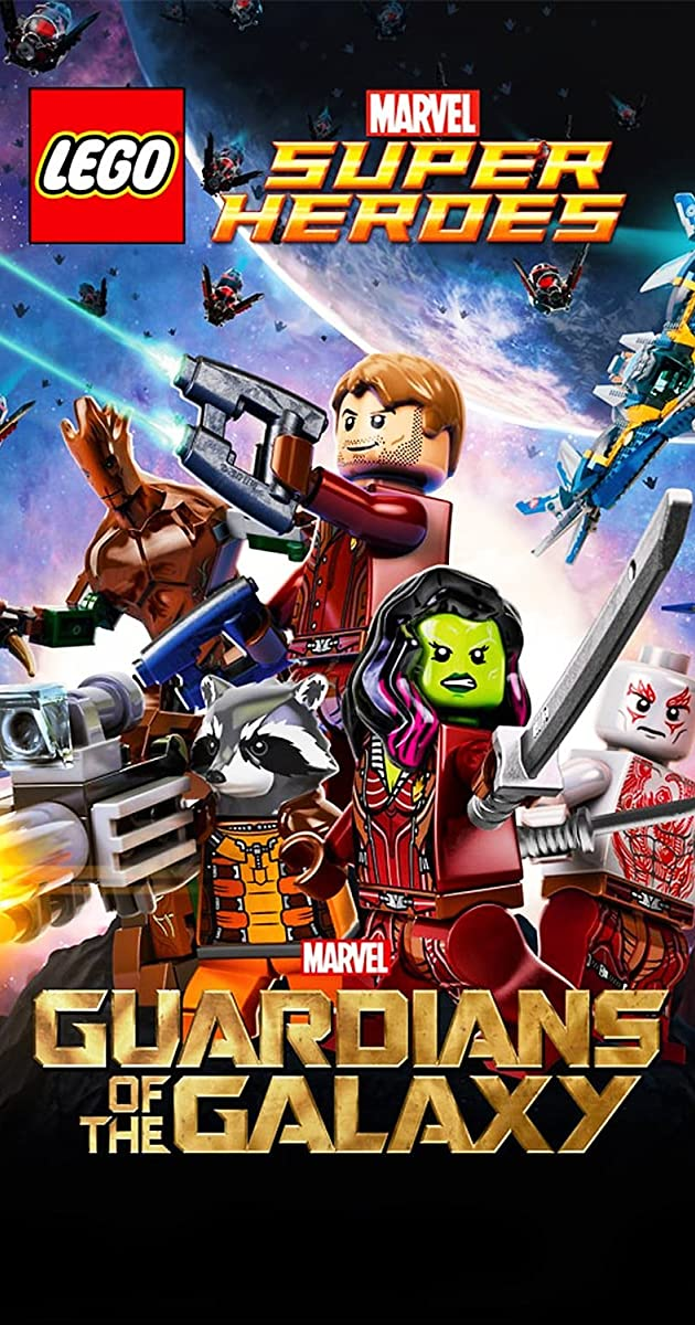 Lego Marvel Super Heroes Guardians Of The Galaxy The Thanos Threat Tv Short 2017 Imdb