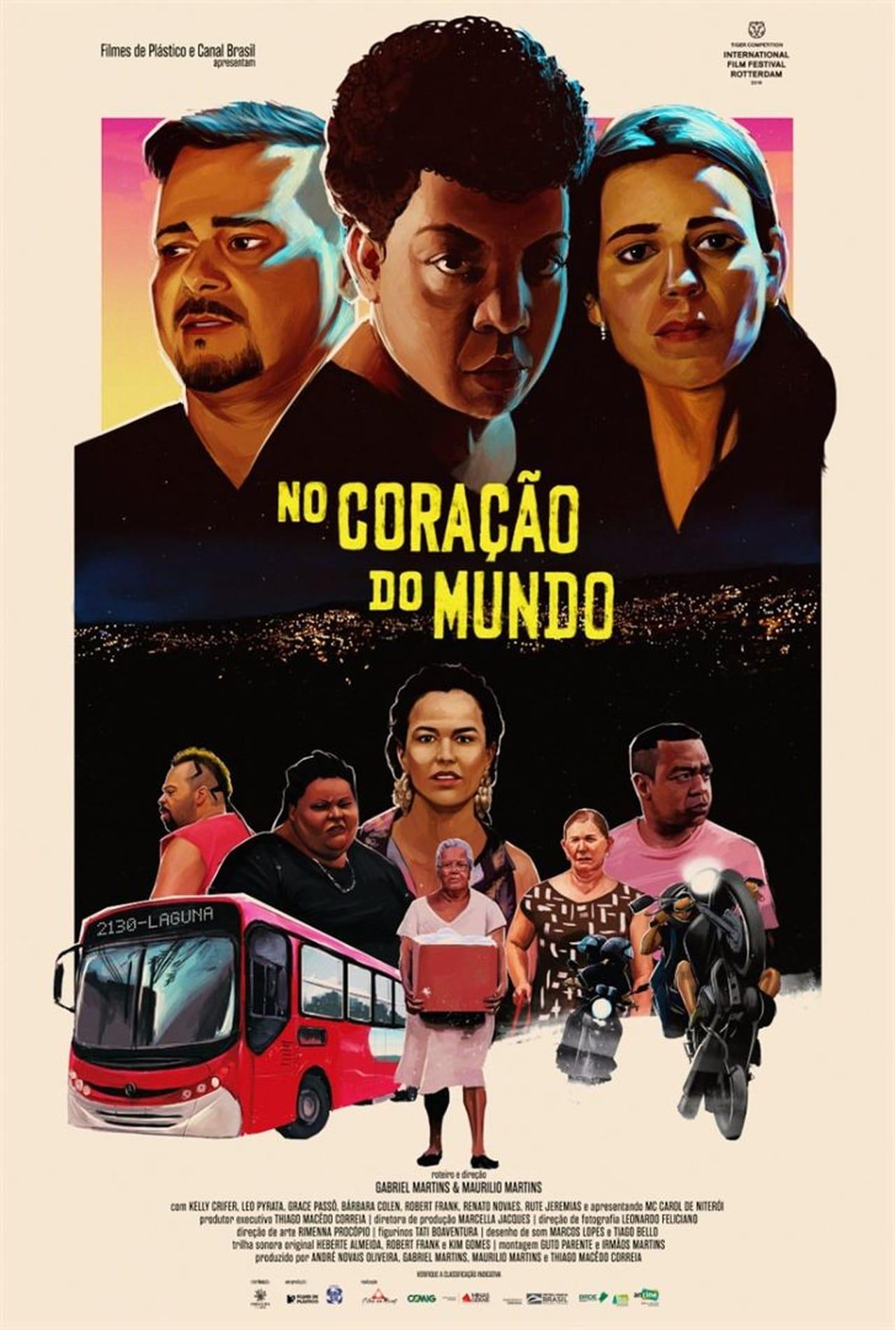 No Coração do Mundo (2019) - IMDb