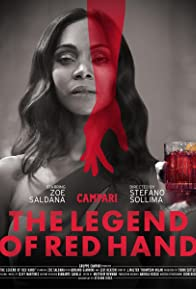 Primary photo for The Legend of Red Hand