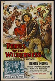 Perils of the Wilderness Poster