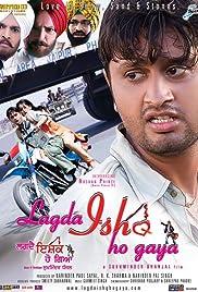 Lagda Ishq Ho Gaya Poster