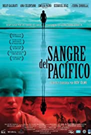Sangre del Pacífico Poster