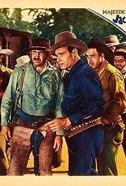 Via Pony Express Poster