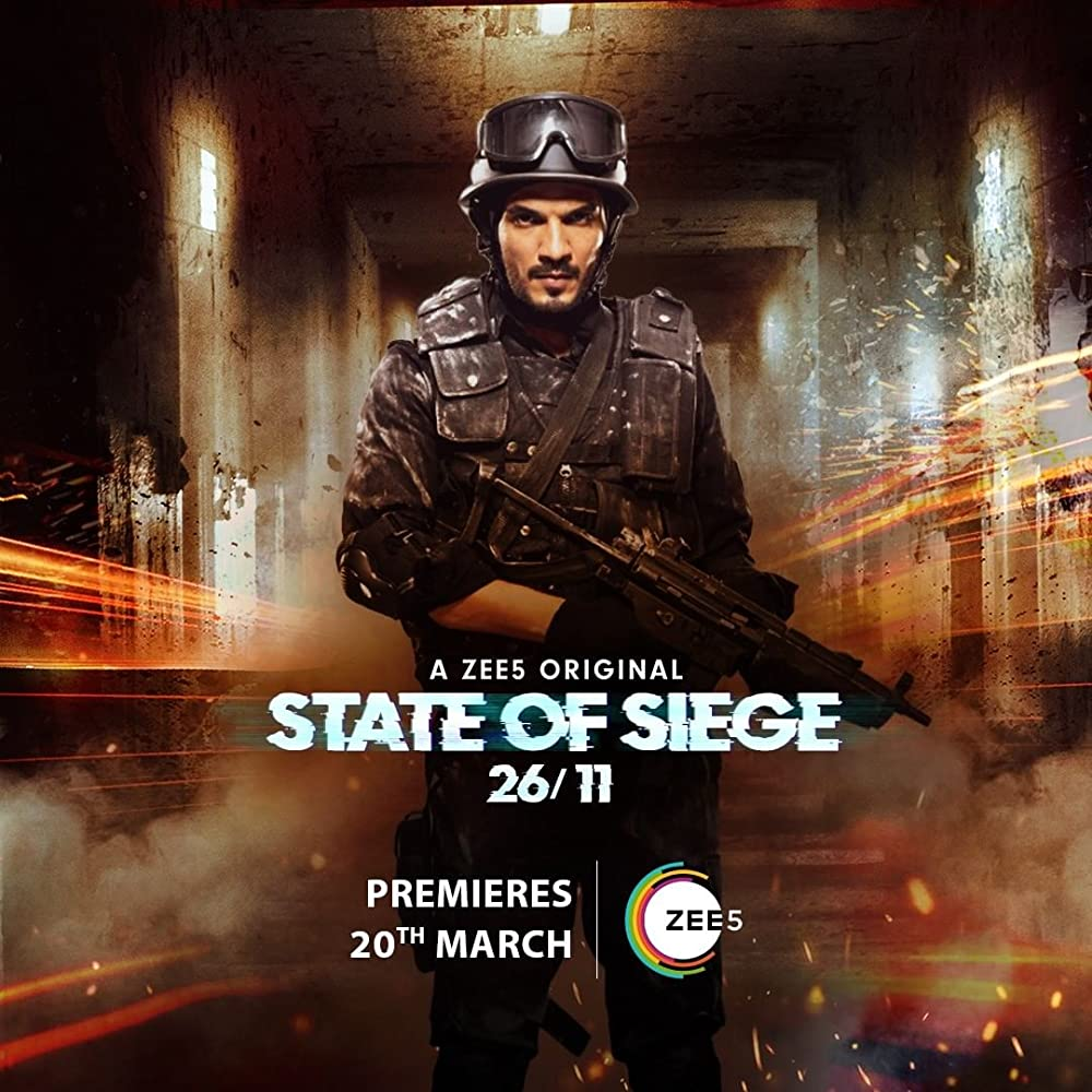 State of Siege 26-11: Season 01 (Hindi)