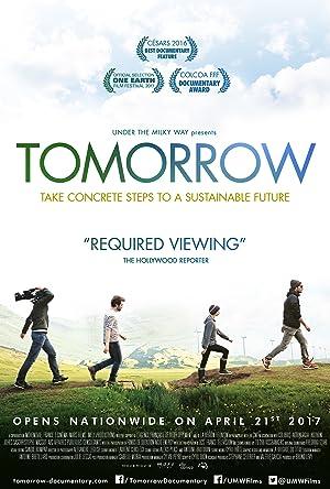 Tomorrow film Poster
