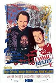 Comic Relief V Poster