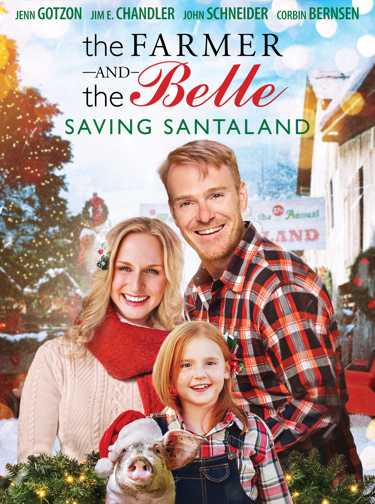 The Farmer and the Belle: Saving Santaland hd on soap2day