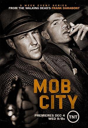 Where to stream Mob City