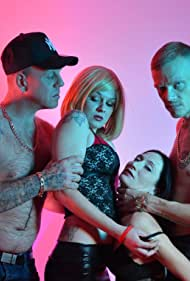 Kelly Paige Rynsard, Sammie Lei, Aaron Twinn, and Stacey Fordham in Roofied: The Lethal Dose (2019)