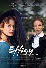 Effigy: Poison and the City Poster