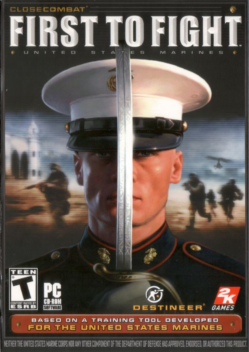 Close Combat: First to Fight (Video Game 2005) - IMDb