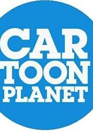 Cartoon Planet Poster